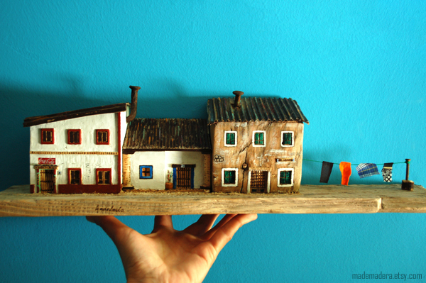 casas con pallets, madera reciclada, artesania, hand made, recycled wood copia10
