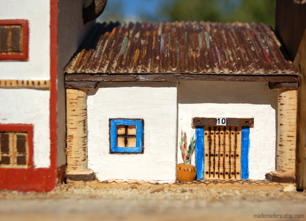 casas con pallets, madera reciclada, artesania, hand made, recycled wood copia6