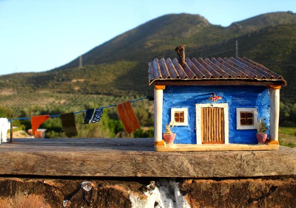 casas de madera reciclada,recycled wood