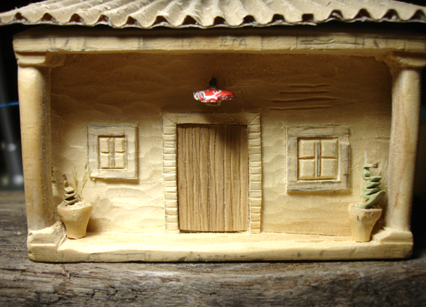 casas, pallets, Spain, Andalusia, madera reciclada, artesania, hand made, recycled wood 4