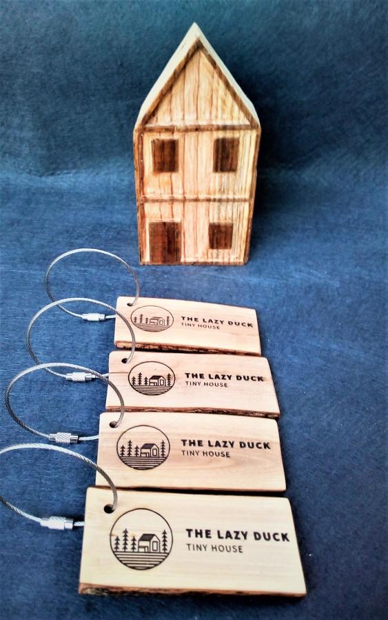 Mini casas en alquiler